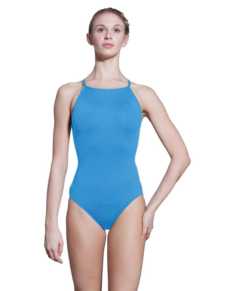 Adults Camisole Spiderweb Back Dance Leotard Rory TUR
