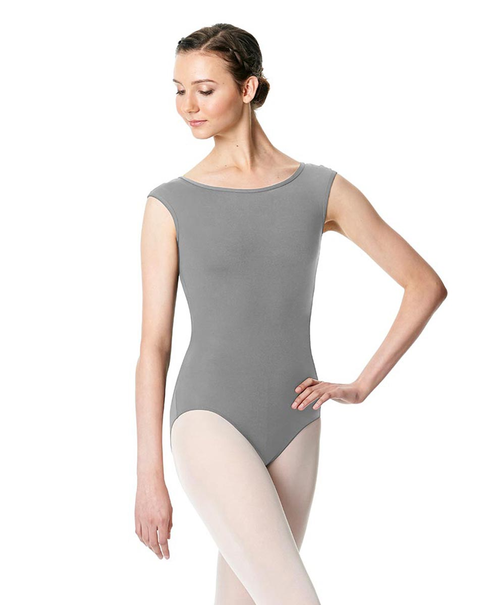 Cap Sleeve Open Back Dance Leotard Farah GRE
