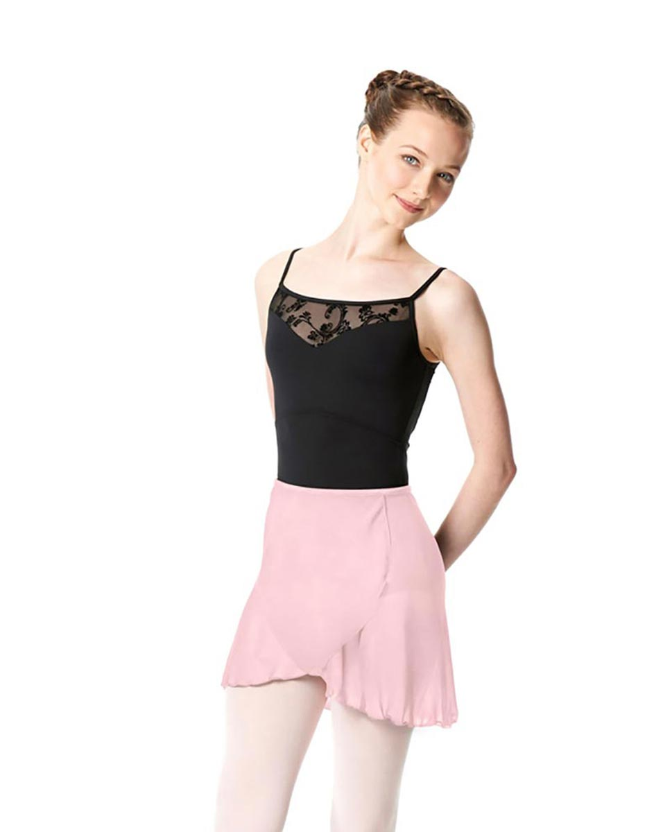 Adult Wrap Ballet Skirt Roxy PNK