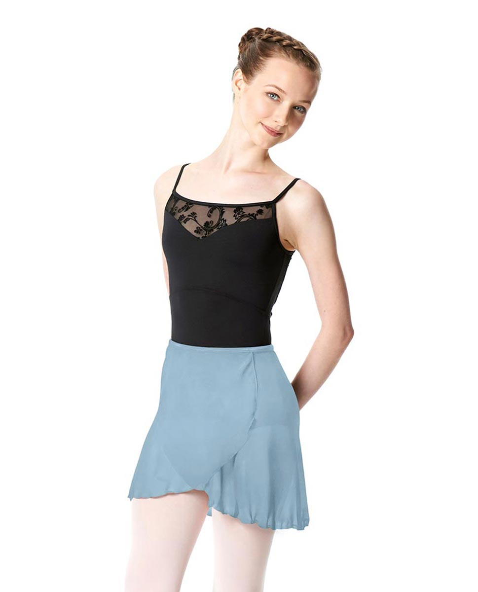 Adult Wrap Ballet Skirt Roxy SKY