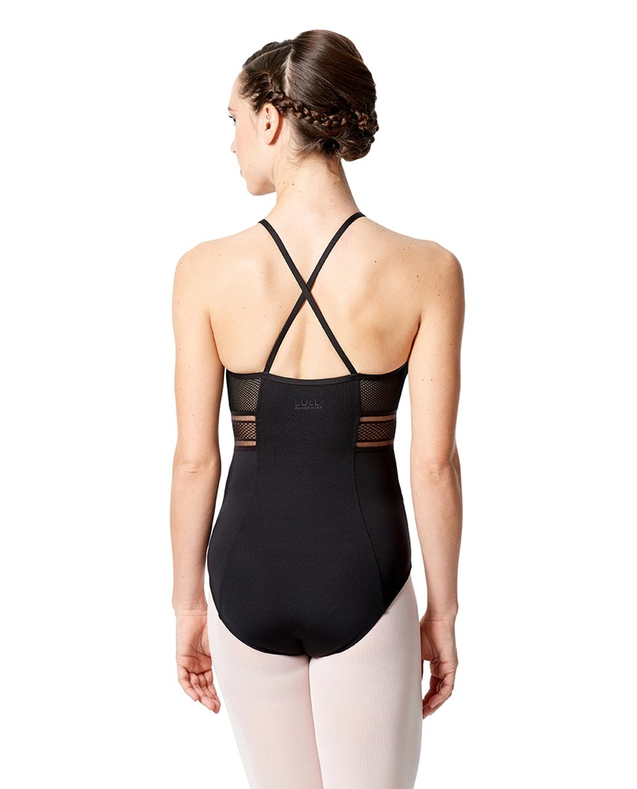 Womens Camisole Dance Leotard Florencia back-womens-camisole-dance-leotard-florencia