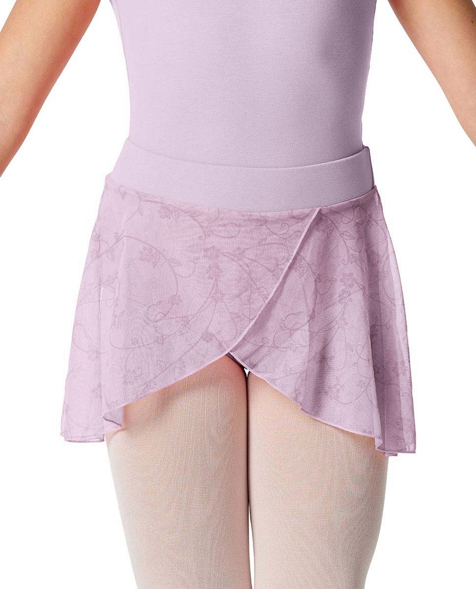 Girls Lace Dance Skirt Melania LIL