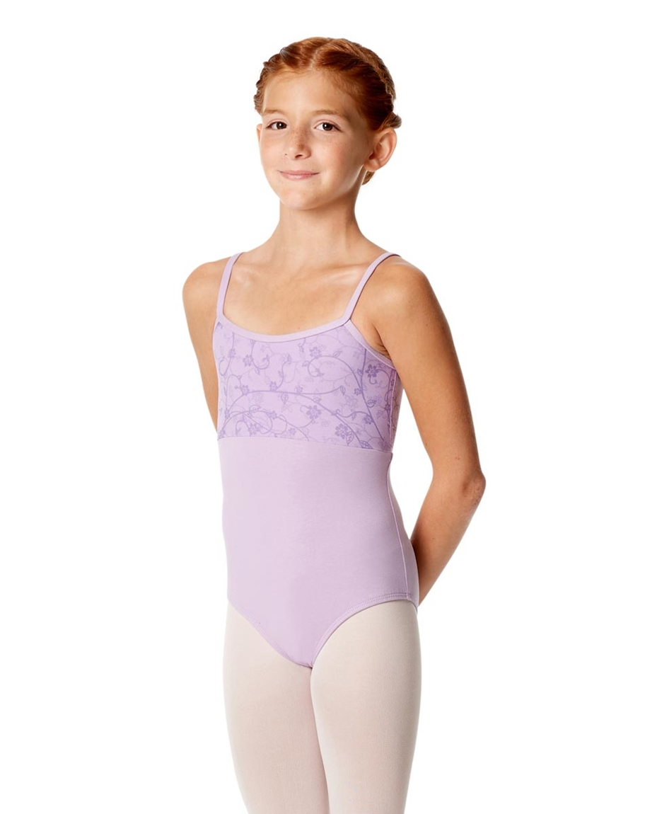 Girls Camisole Lace Dance Leotard Catalina LIL
