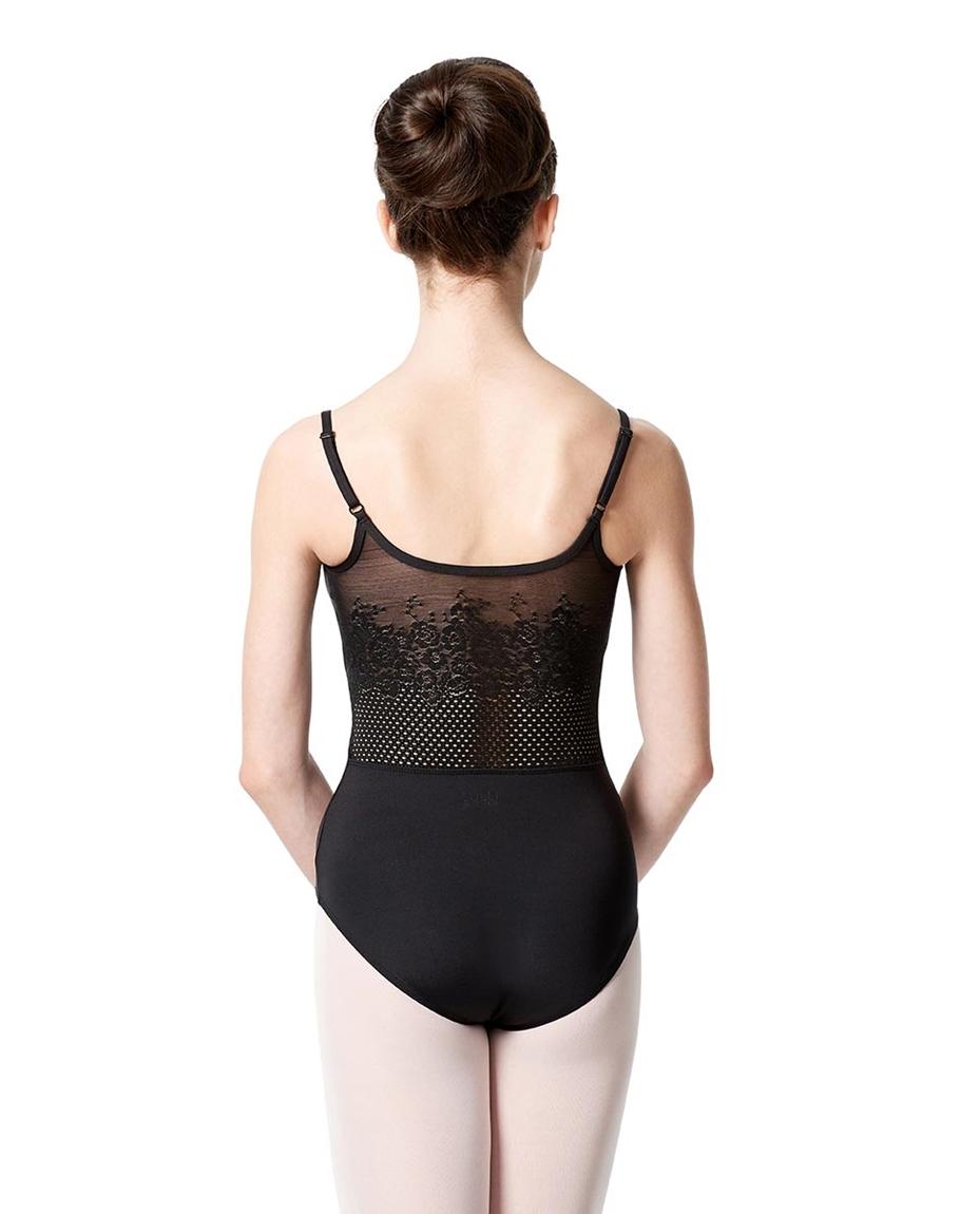 Womens Camisole Lace Dance Leotard Fernanda back-womens-camisole-lace-dance-leotard-fernanda