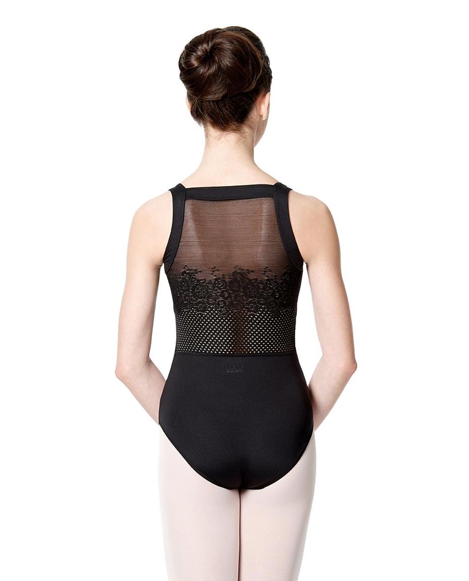 Womens Camisole Lace Dance Leotard Eugenia back-womens-camisole-lace-dance-leotard-eugenia
