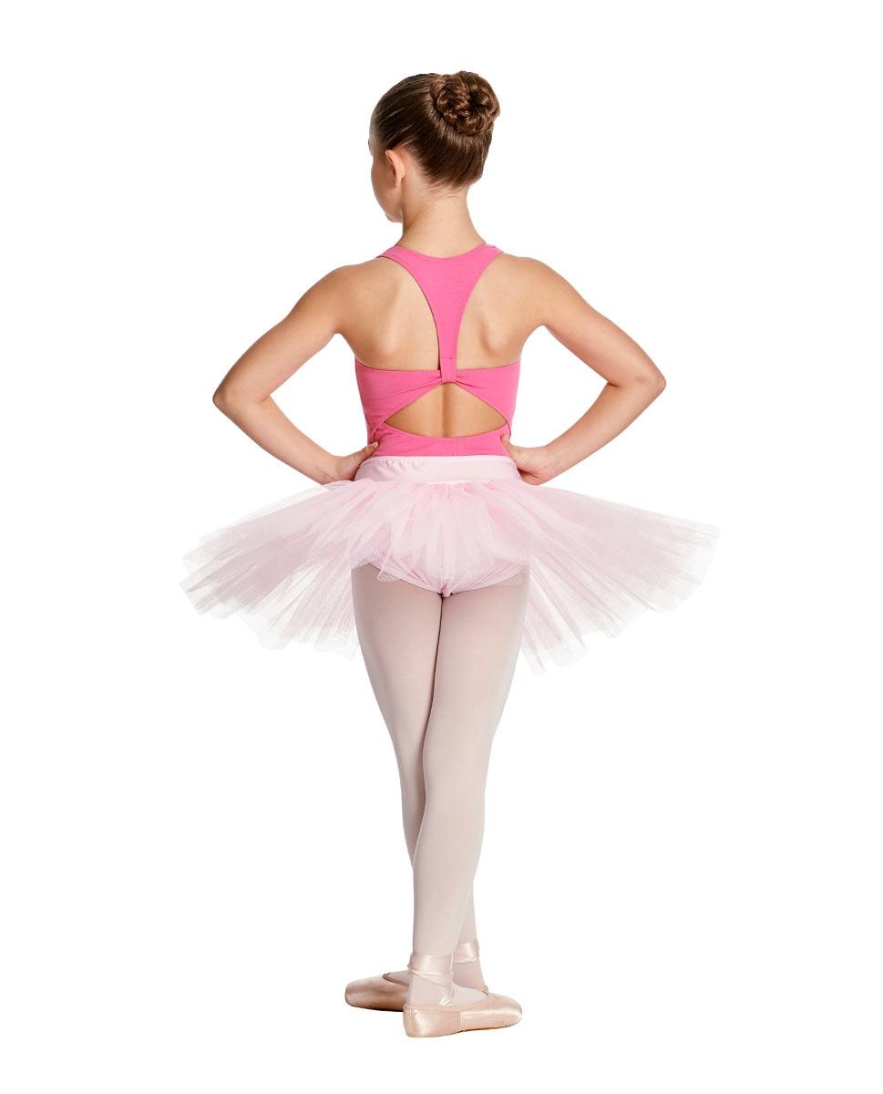Child Ballet Tutu Skirt Jordyn back