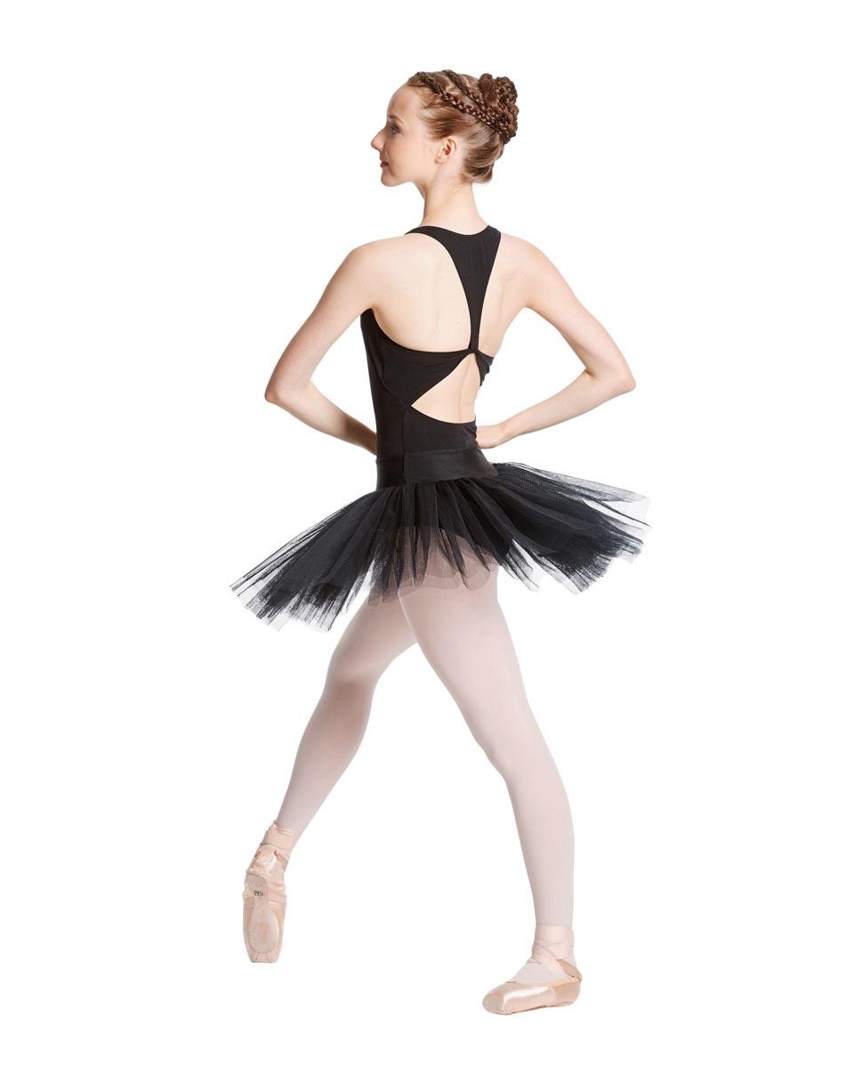 Adult Ballet Tutu Skirt Jordyn back
