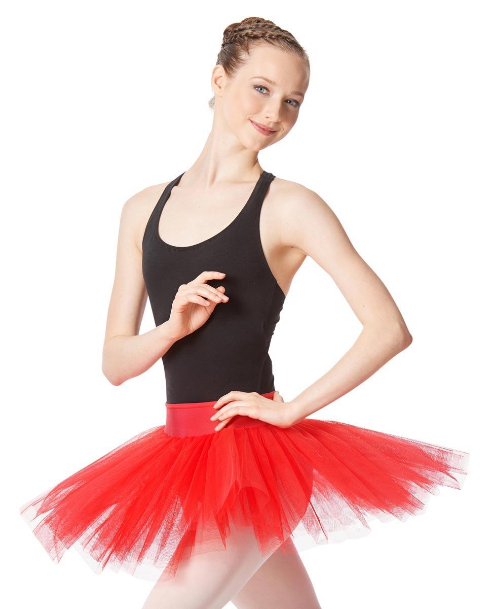 Adult Ballet Tutu Skirt Jordyn RED