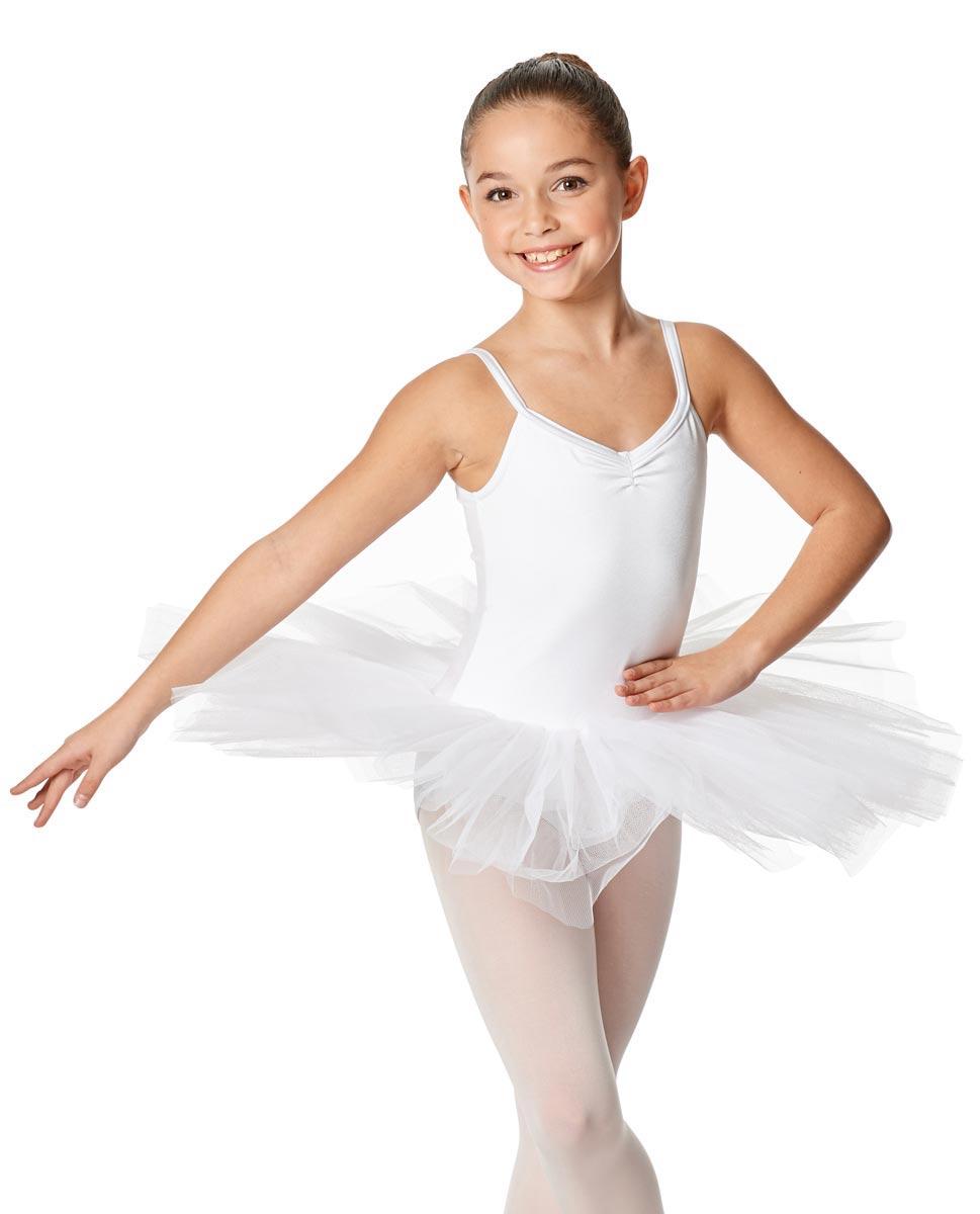Child Camisole Tutu Ballet Dress Everly WHI