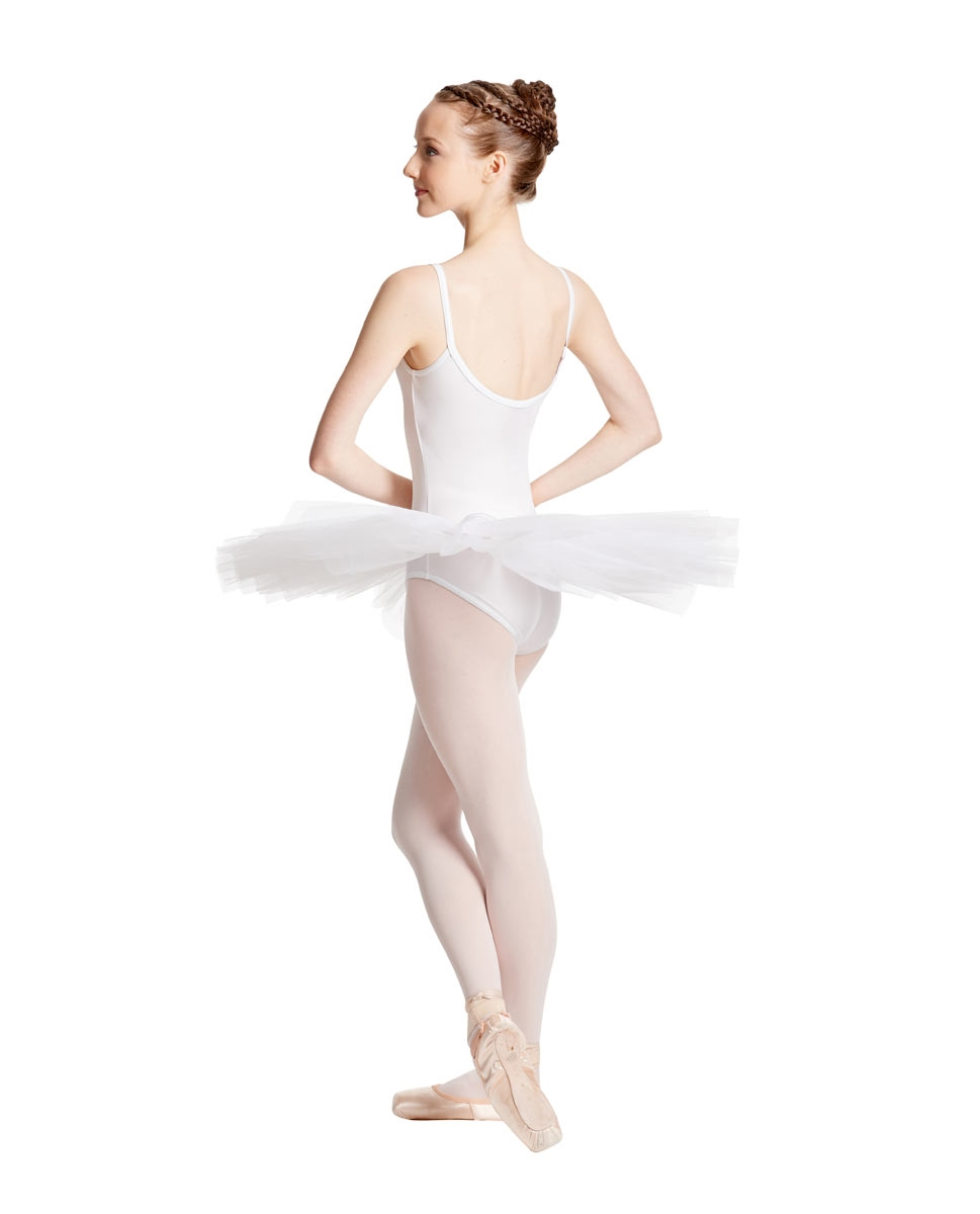 Adult Camisole Tutu Ballet Dress Everly back