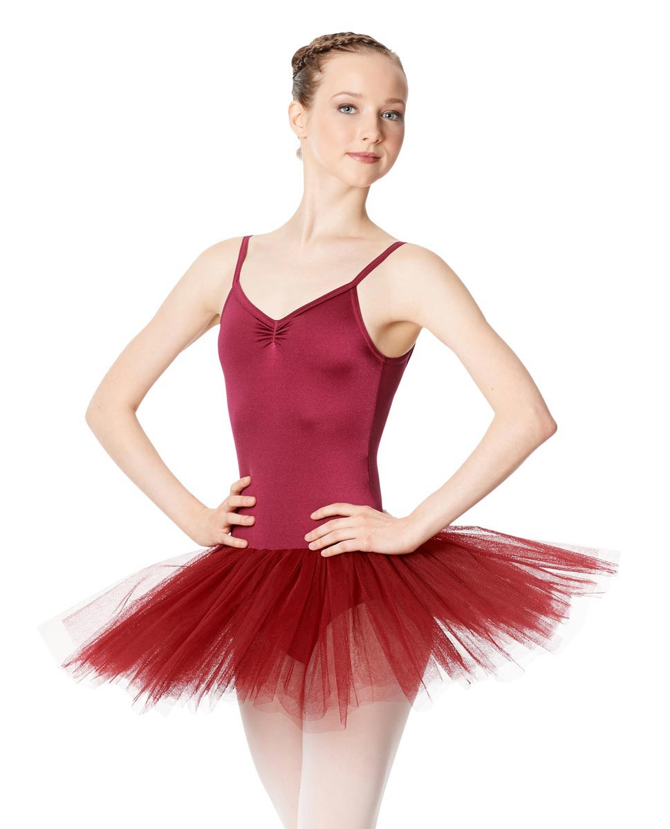 Adult Camisole Tutu Ballet Dress Everly BUR