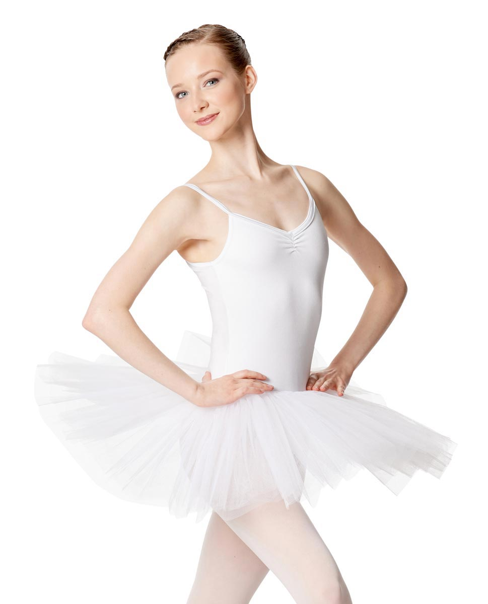 Adult Camisole Tutu Ballet Dress Everly WHI