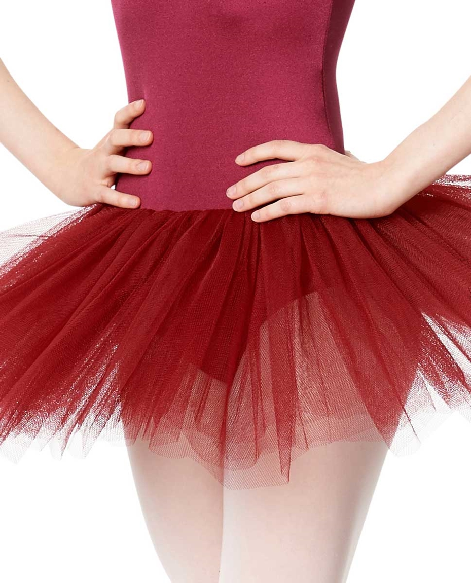 Adult Camisole Tutu Ballet Dress Everly detail