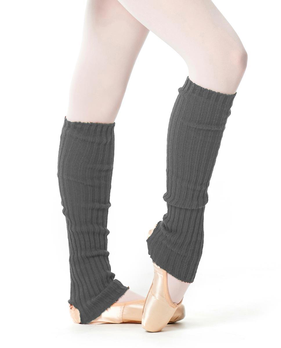 Adult Stirrup Leg Warmers 60 cm GRE