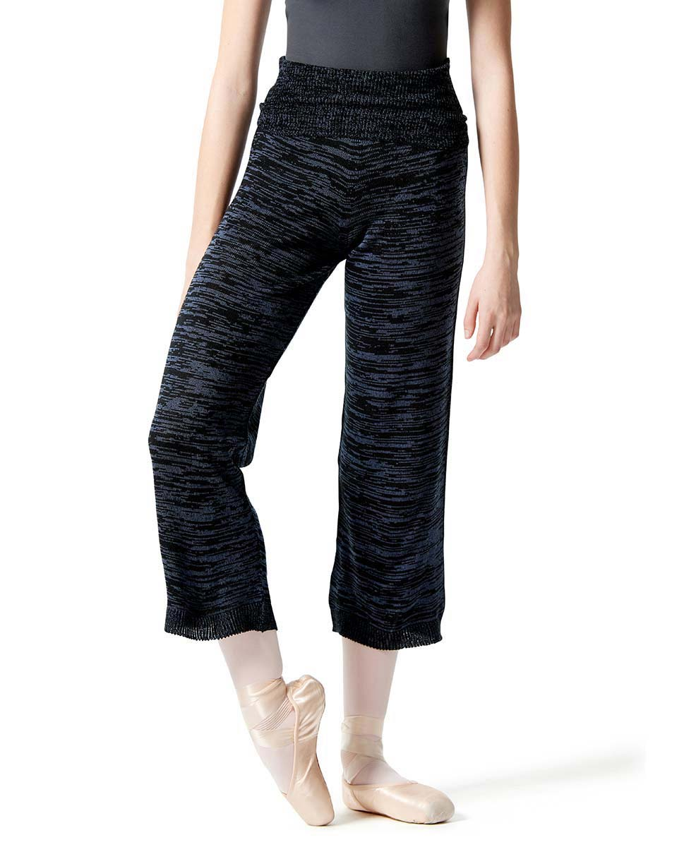 Knitted Warm Up Dance Boot Pants BLUMEL