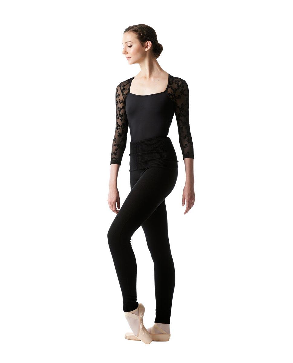 Adult Knit Dance Ankle Pants f