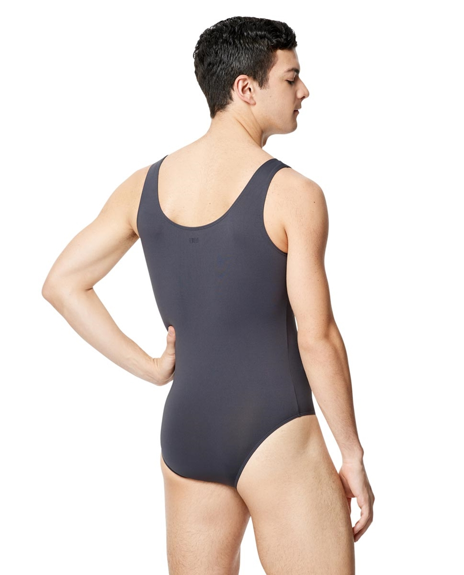 Mens Microfiber Scoop Neckline Tank Leotard Tayelor 2-mens-microfiber-scoop-neckline-tank-leotard-tayelor