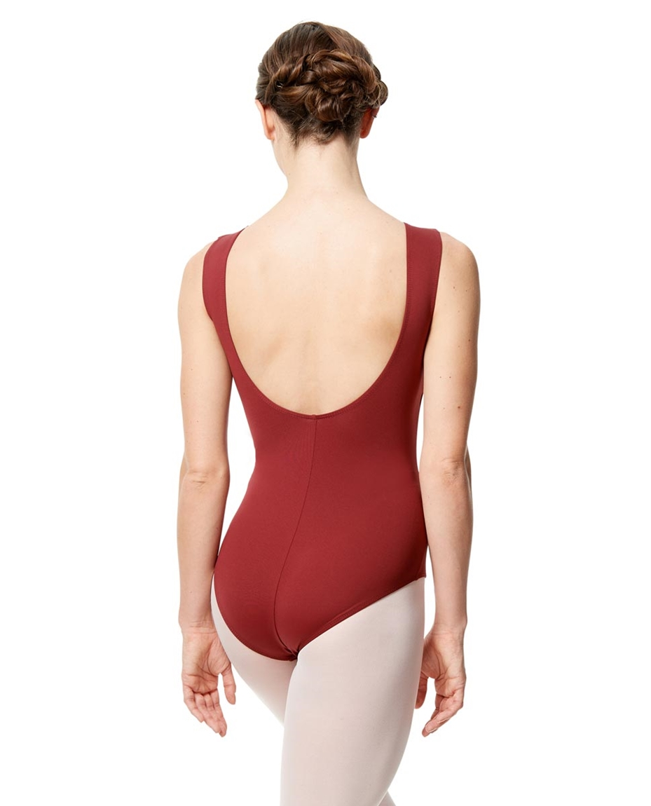Adult Microfiber Low Back Tank Leotard Katia 2-adult-microfiber-low-back-tank-leotard-katia