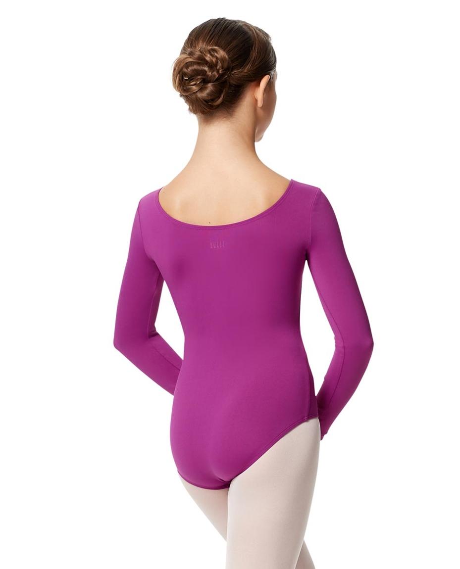 Long Sleeve Girl Dance Leotard Inez 2-