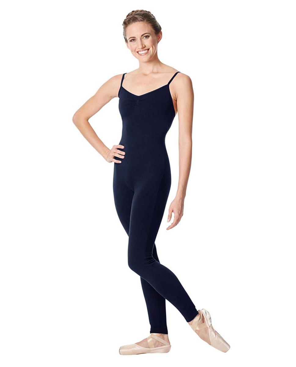 Adult Camisole Pinch Front Dance Unitard Aurora NAY