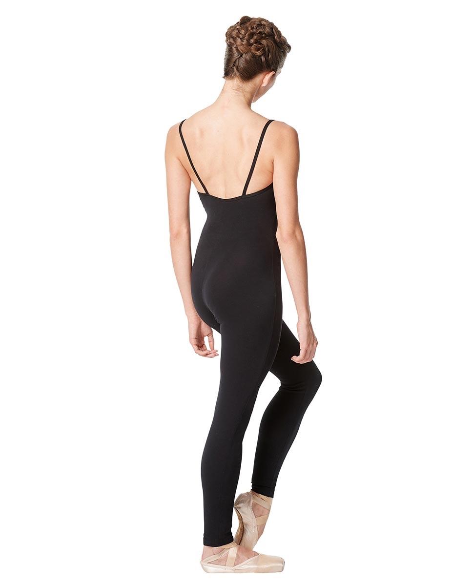 Adult Camisole Pinch Front Dance Unitard Aurora back