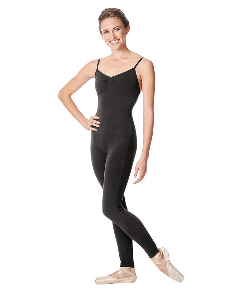 Adult Camisole Pinch Front Dance Unitard Aurora DGRE