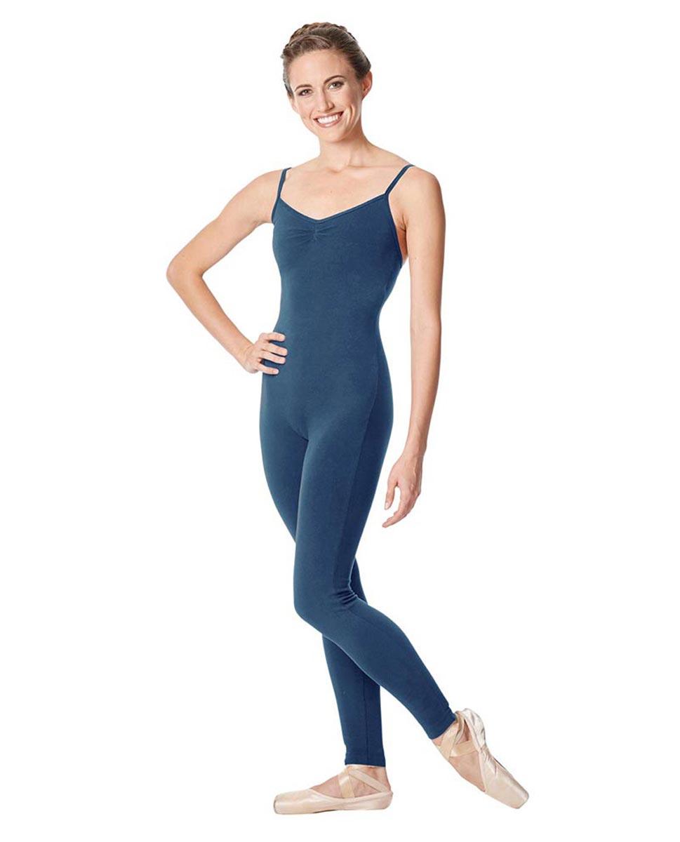 Adult Camisole Pinch Front Dance Unitard Aurora JEA