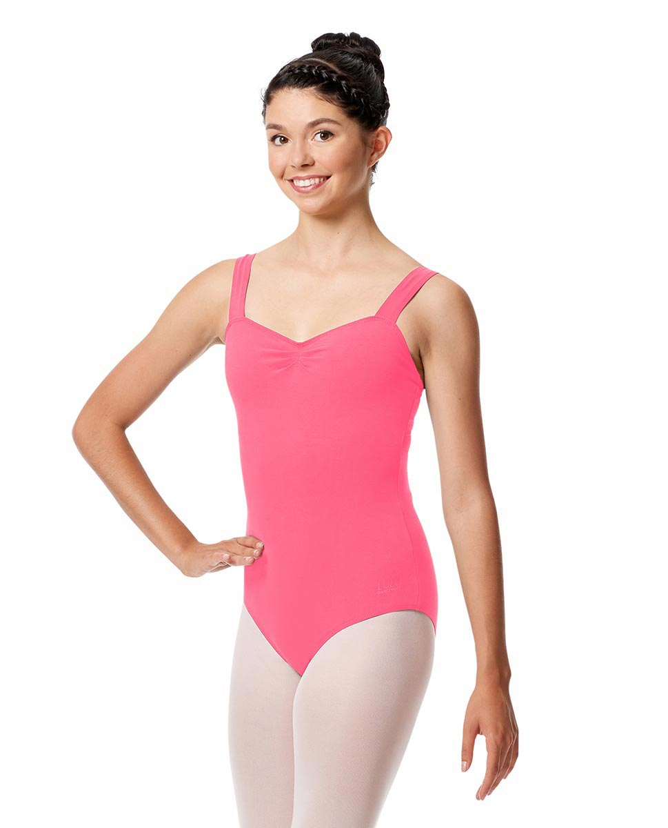 Adult Wide Straps Leotard Constanza  ROS