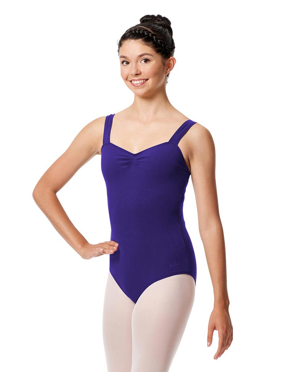 Adult Wide Straps Leotard Constanza  ROY