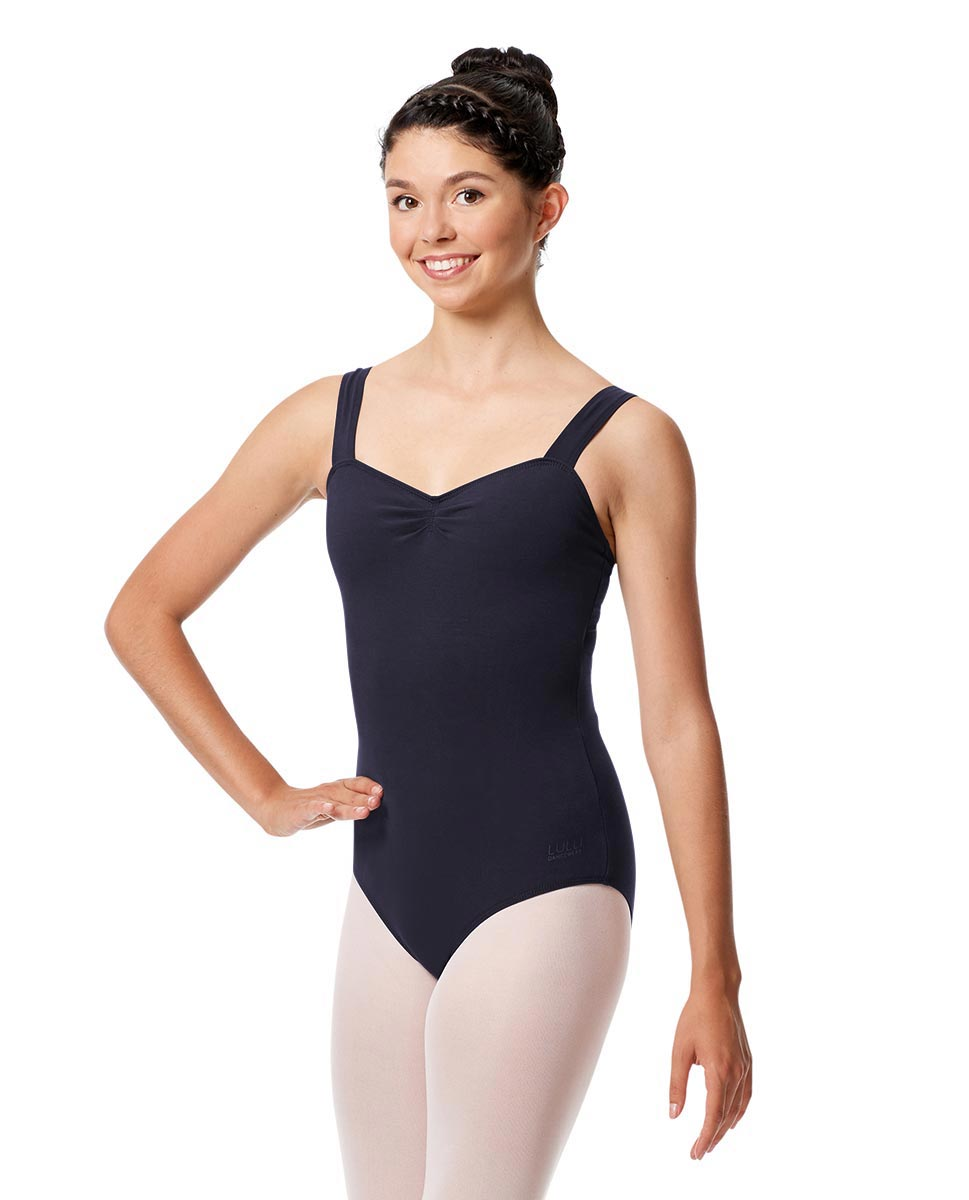 Adult Wide Straps Leotard Constanza  NAY