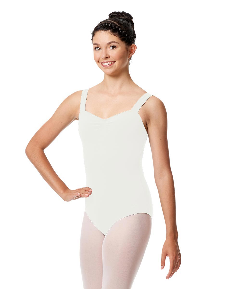 Adult Wide Straps Leotard Constanza  IVOR