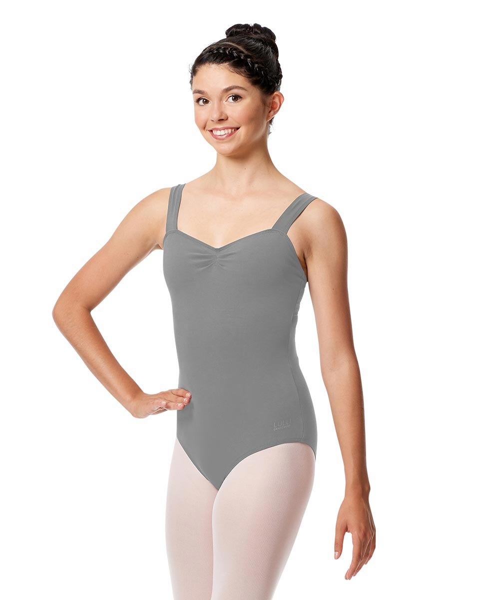 Adult Wide Straps Leotard Constanza  GRE