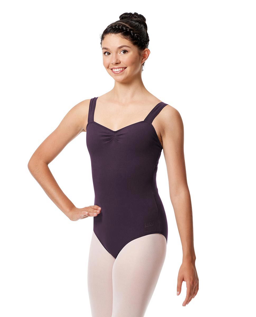 Adult Wide Straps Leotard Constanza  AUB