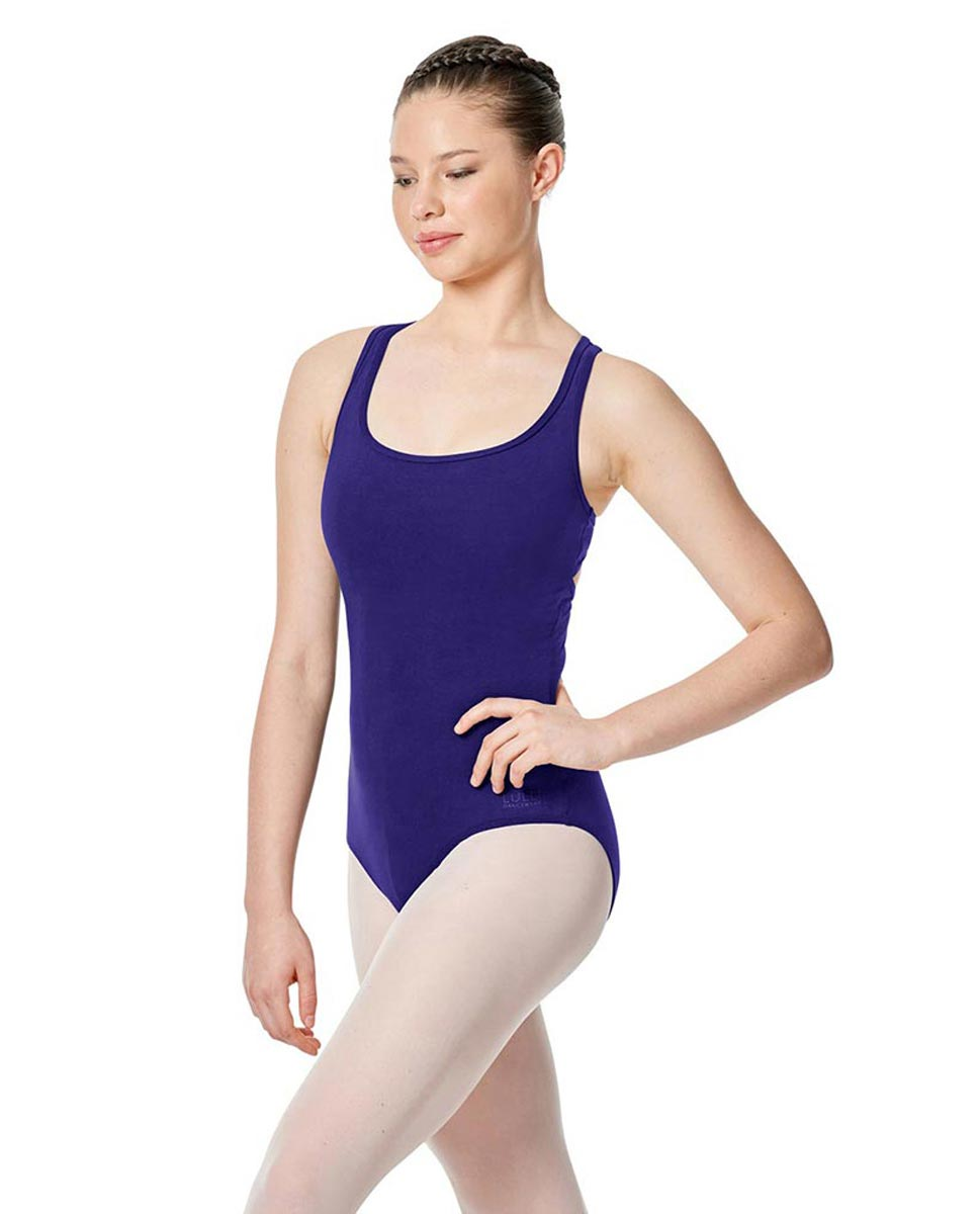 Twist Back Dance Leotard Stella ROY