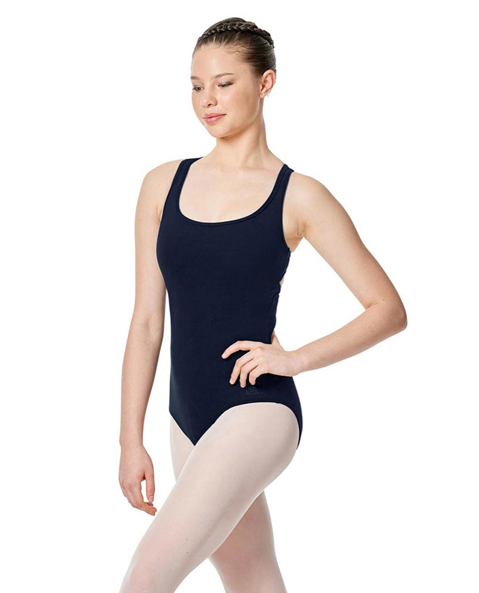 Twist Back Dance Leotard Stella NAY