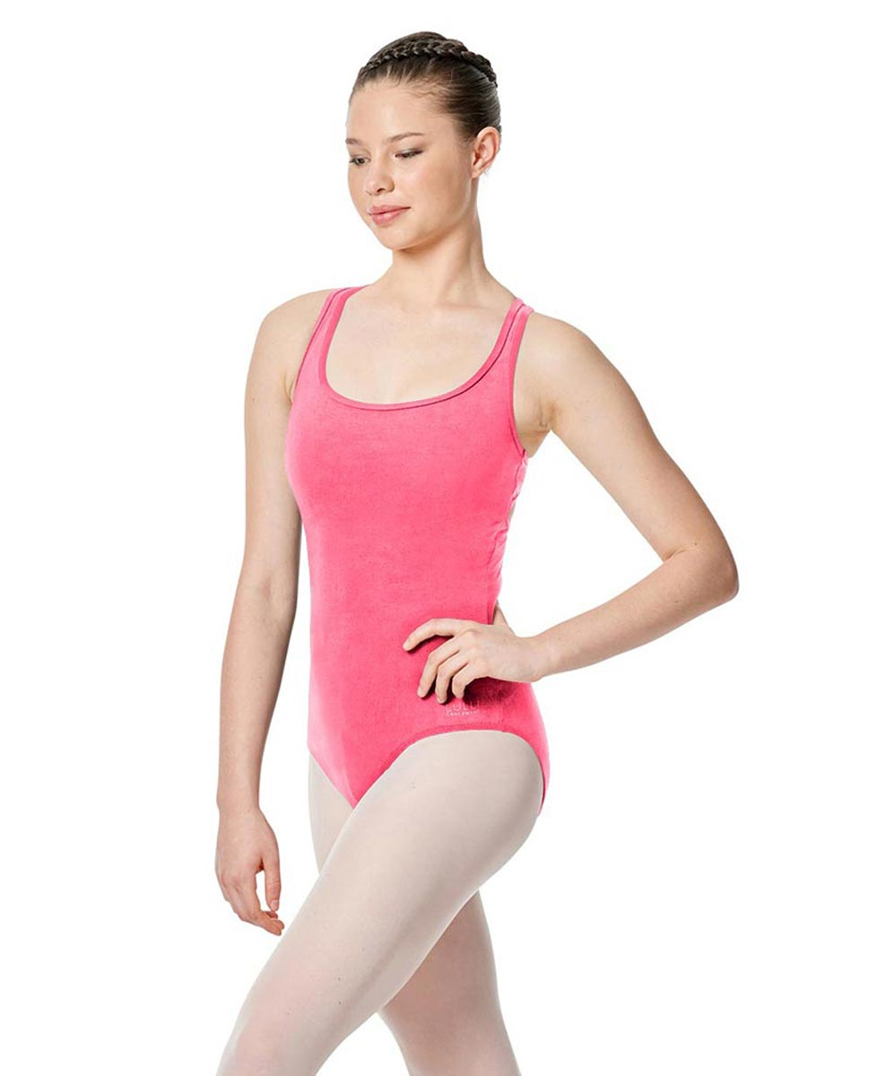 Twist Back Dance Leotard Stella ROS