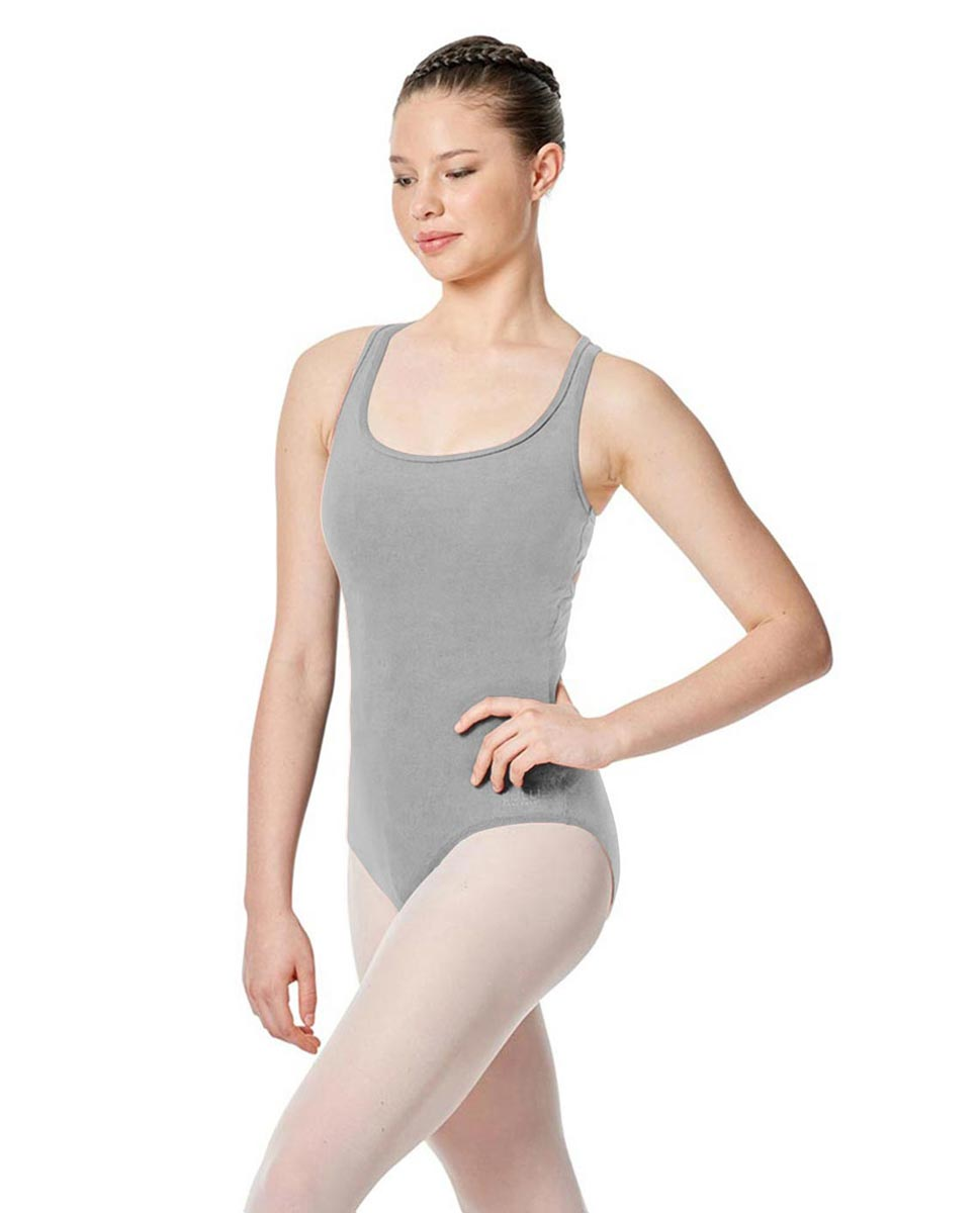 Twist Back Dance Leotard Stella GRE