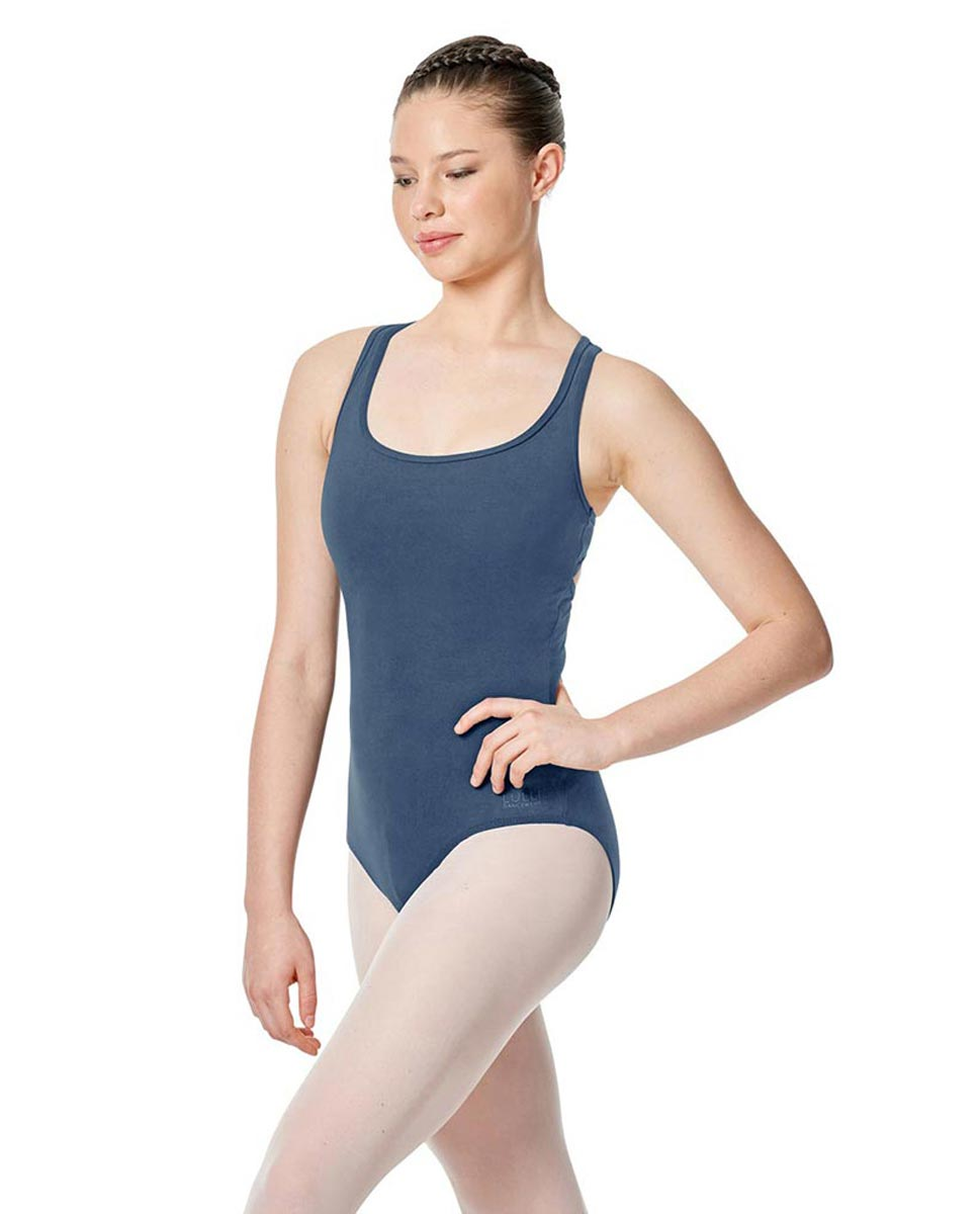 Twist Back Dance Leotard Stella JEA