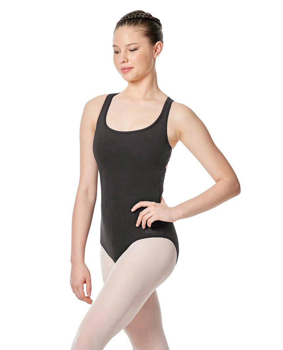 Twist Back Dance Leotard Stella DGRE