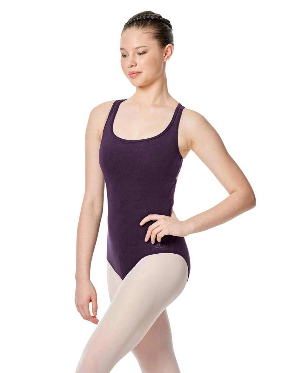 Twist Back Dance Leotard Stella AUB