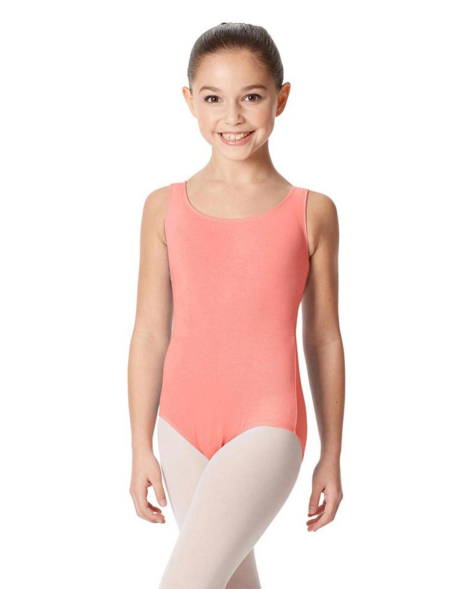 Racerback Tank Leotard for girls Charlie PEAC