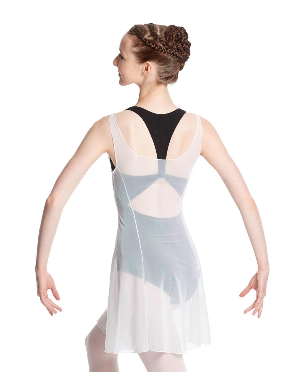 Womens Dance Dress Gabriella back
