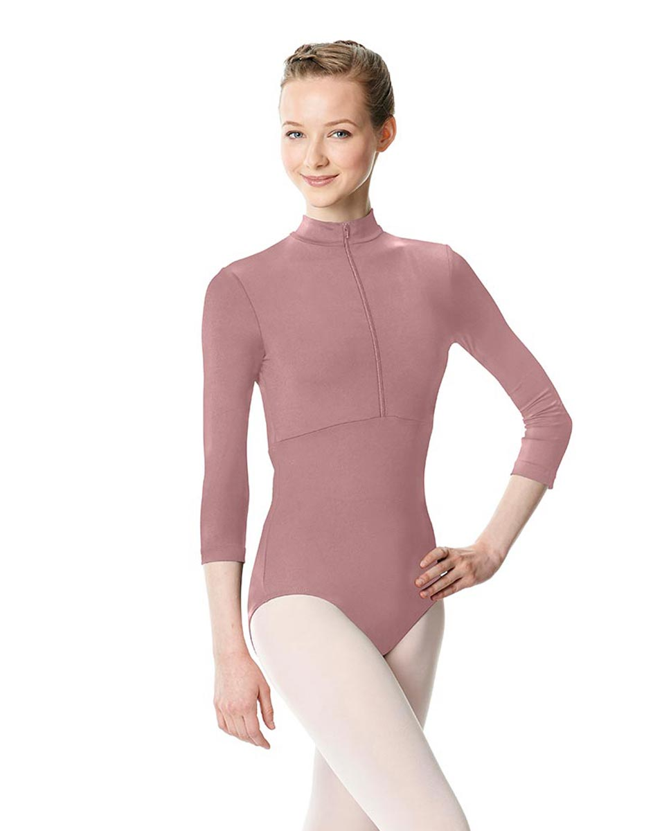 Long Sleeve Zipper Dance Leotard Eliana DROS