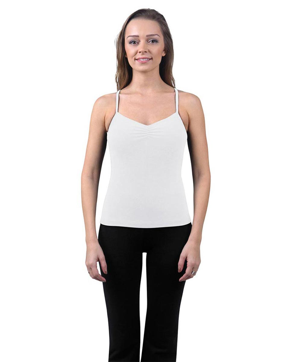 Adult Camisole Dance Top Ursula WHI