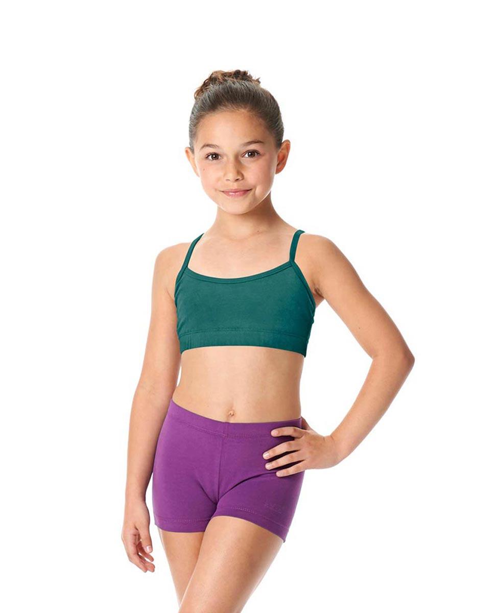 Child Camisole X-Back Dance Bra Top Evelin TEA