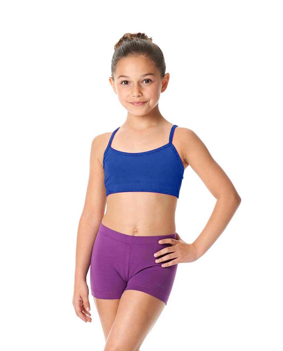 Child Camisole X-Back Dance Bra Top Evelin UMA
