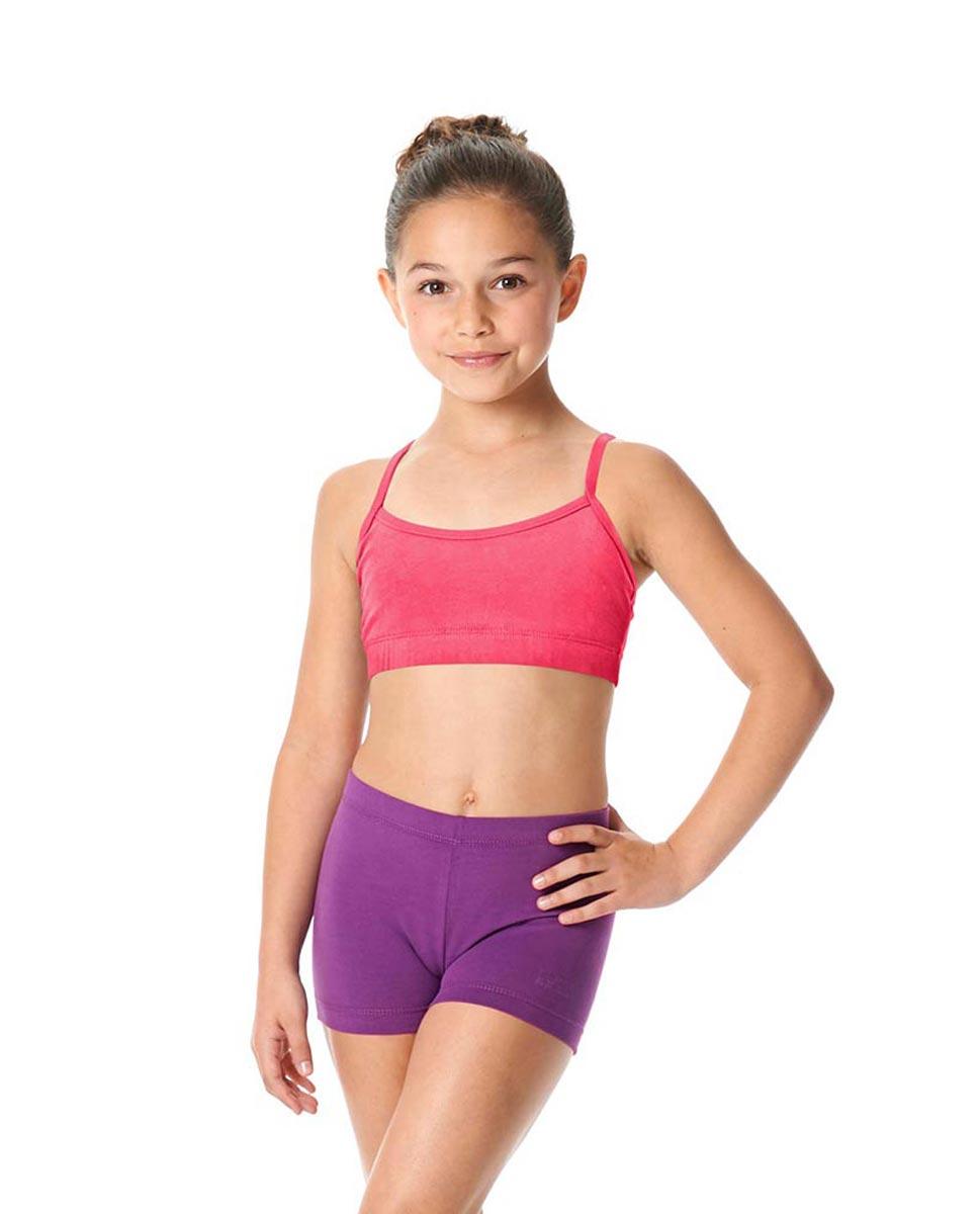 Child Camisole X-Back Dance Bra Top Evelin ROS
