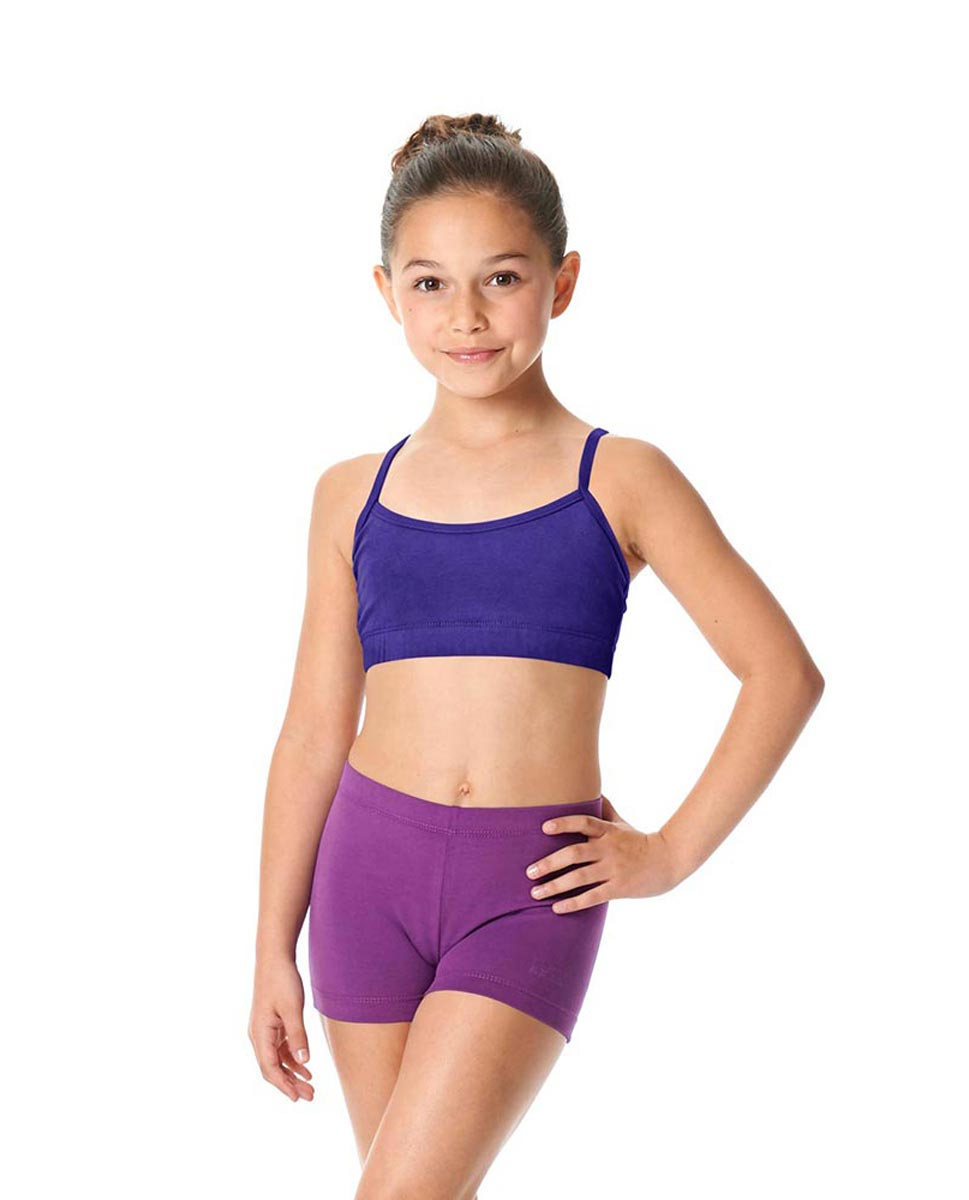 Child Camisole X-Back Dance Bra Top Evelin ROY