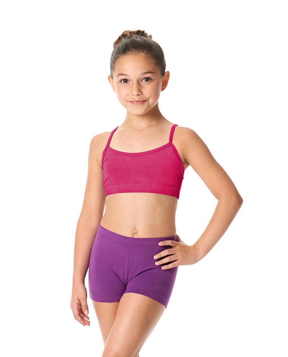 Child Camisole X-Back Dance Bra Top Evelin FUC