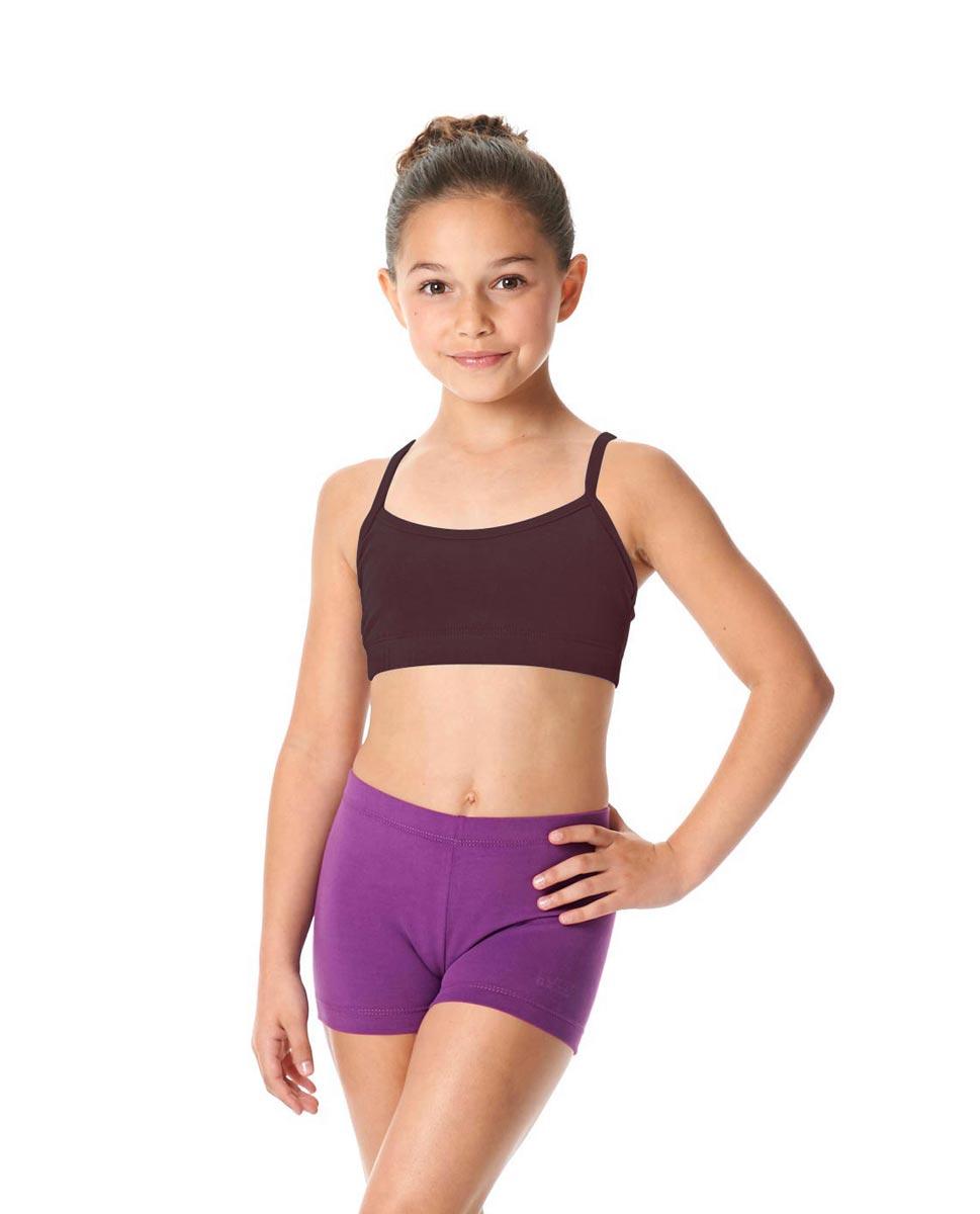 Child Camisole X-Back Dance Bra Top Evelin AUB